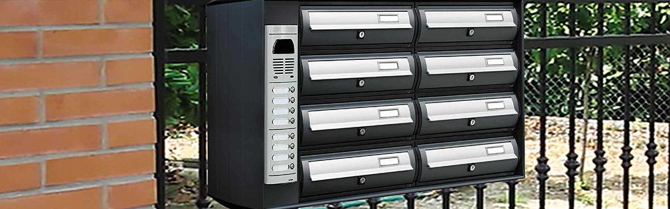 Cassette posta e casellari